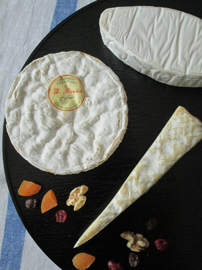 チーズを楽しむ 白カビタイプ編