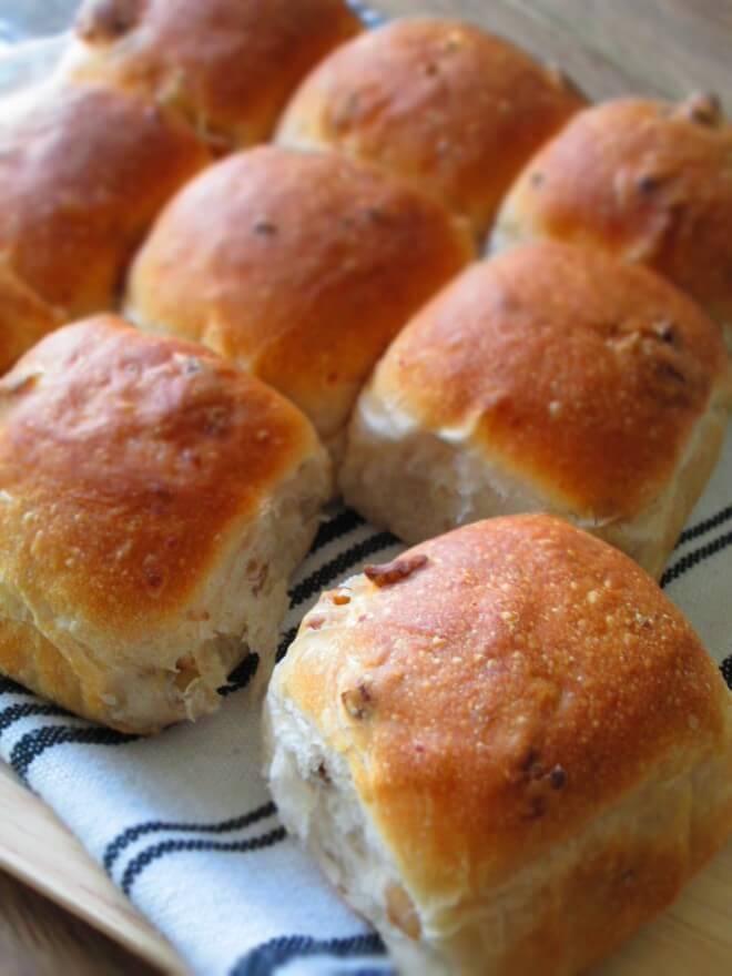くるみのちぎりパン