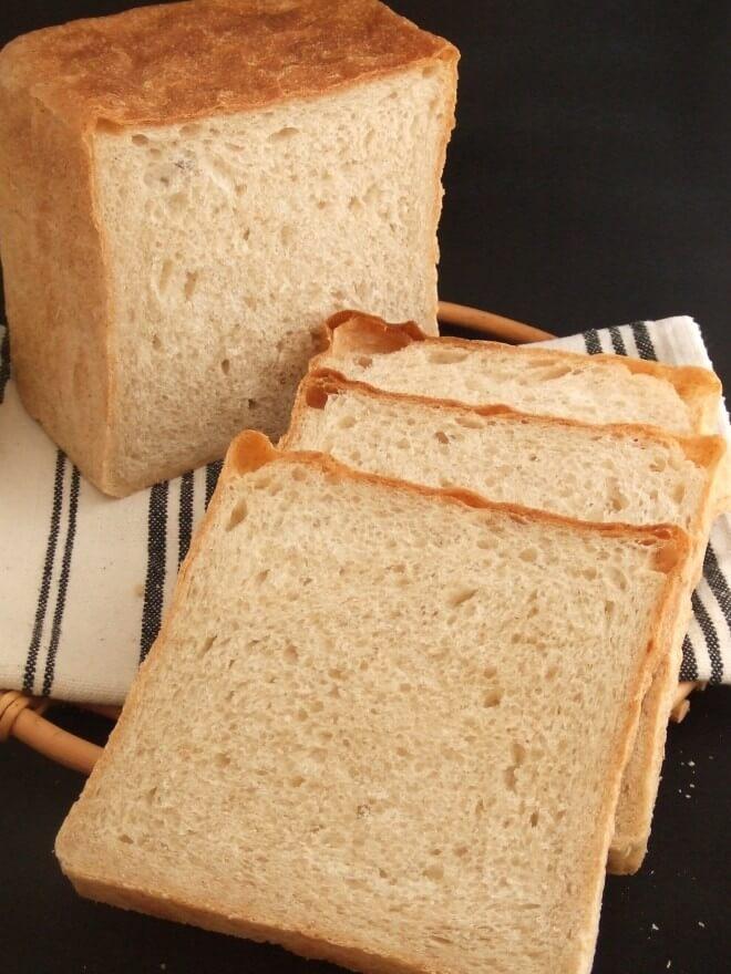 ライ麦のパン・ド・ミ