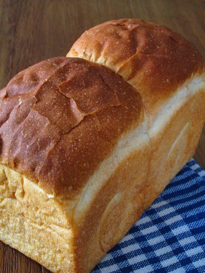 とかち野酵母の食パン