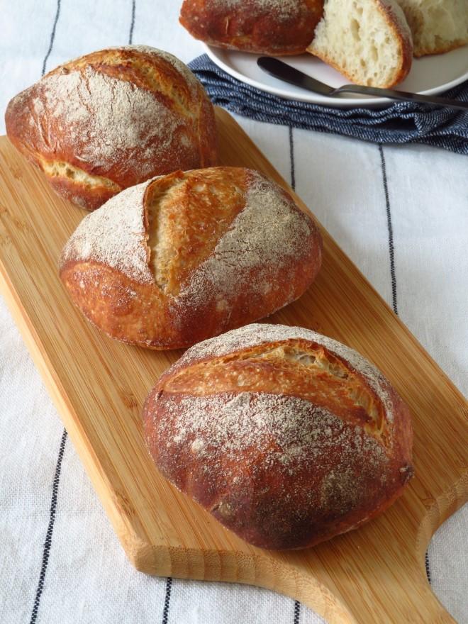 スペルト小麦のリュスティック